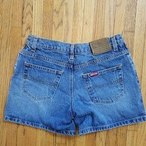 Polo Jeans Company Ralph Lauren High Rise Shorts